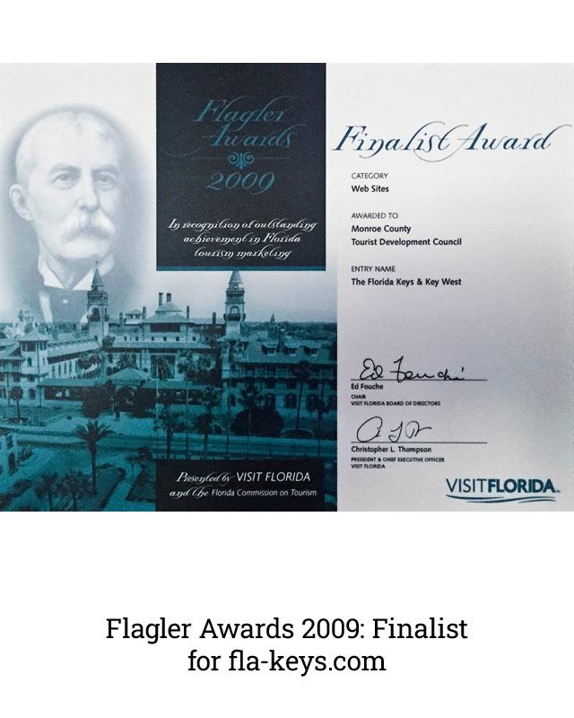 Award Flagler2009 t