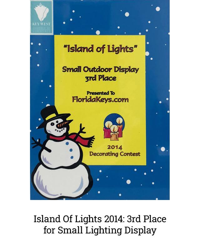 Award Island of Lights 2014 t