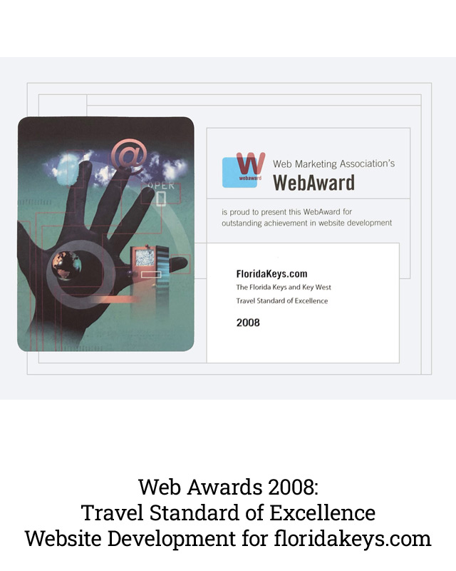 Award Web Awards 2008 t
