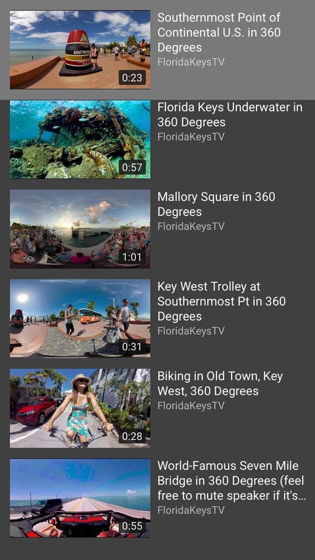 Florida Keys & Key West app screen 3